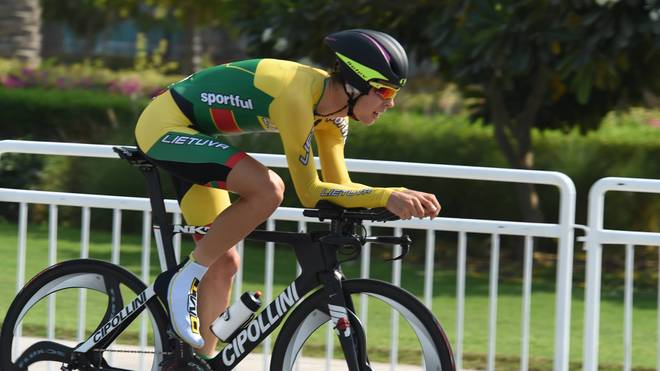 Raimondas Rumsas Jr. wurde des Dopings überführt