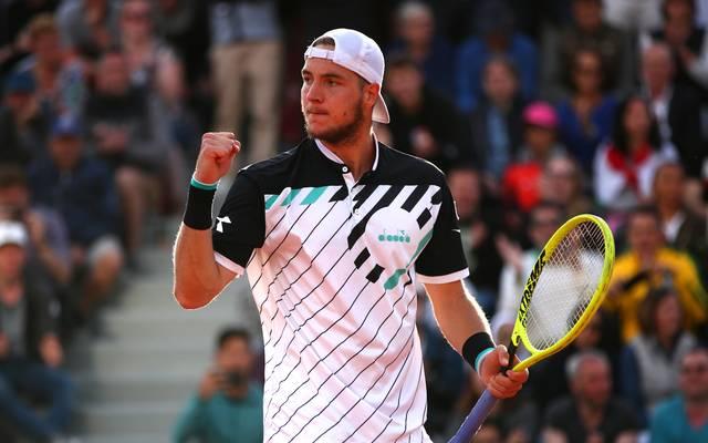 French Open - Jan-Lennard Struff