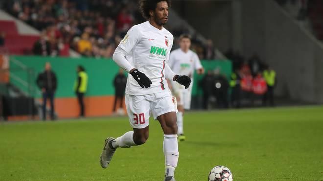 Darf den FC Augsburg verlassen: Caiuby