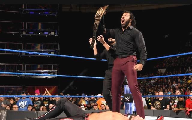 Jinder Mahal trifft bei den Survivor Series auf Brock Lesnar