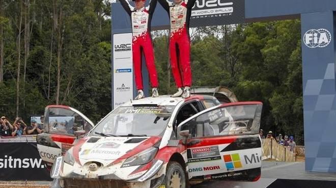 Er kann's noch: Jari-Matti Latvala feierte den ersten Sieg seit Schweden 2017