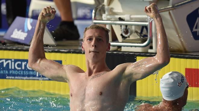 Florian Wellbrock hat bereits eine Goldmedaille geholt