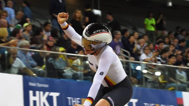 Miriam Welte gewann erstmals den Sprint-Titel