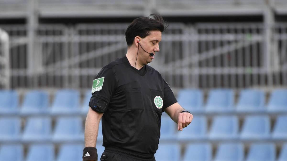 Manuel Gräfe gilt als einer der besten Schiedsrichter Deutschlands