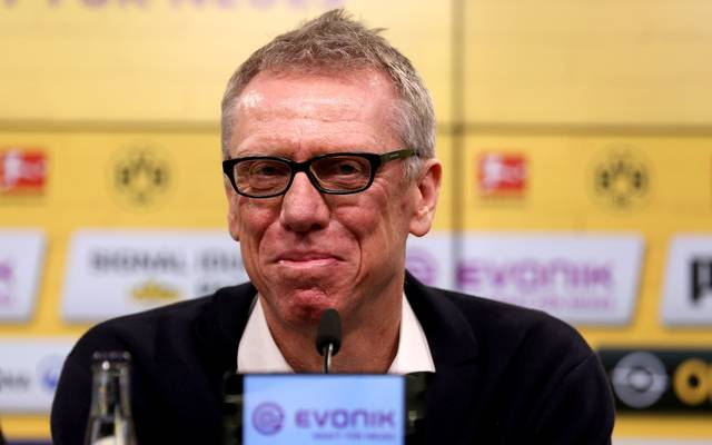 Borussia Dortmund Sacks Head Coach Peter Bosz
