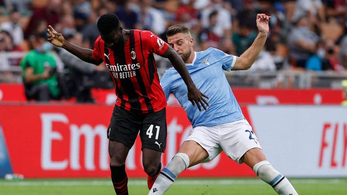 Milan-Star rassistisch beleidigt