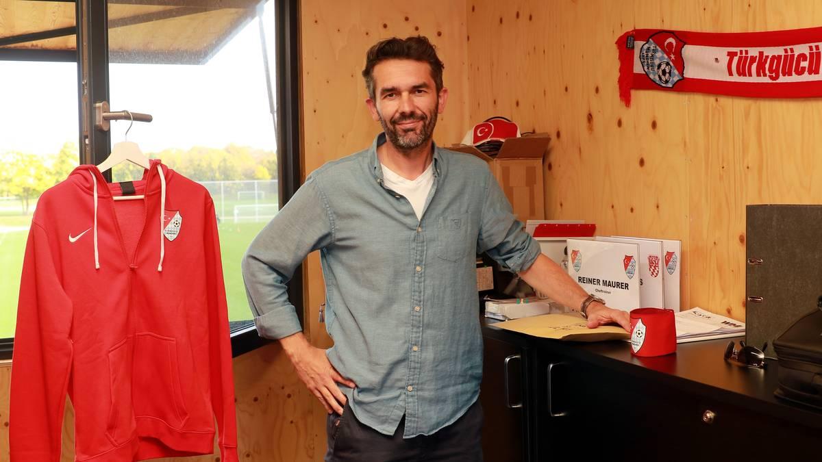Robert Hettich ist nicht länger Geschäftsführer bei Türkgücü München