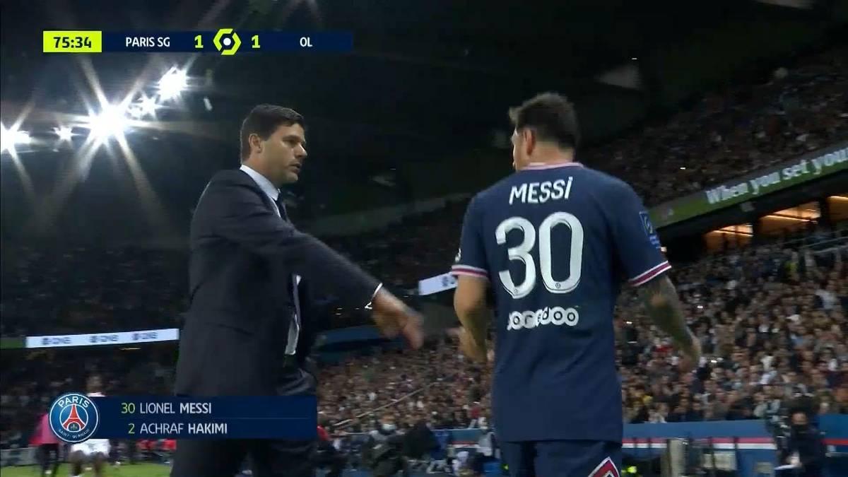 Handschlag verweigert! Der Messi-Eklat im Video