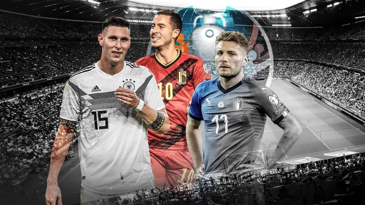 Die Verschiebung der EM auf 2021 hat für die Spieler Vor- und Nachteile