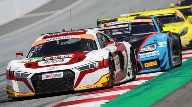 Wer hat im GT-Masters auf dem Nürburgring die Nase vorne?