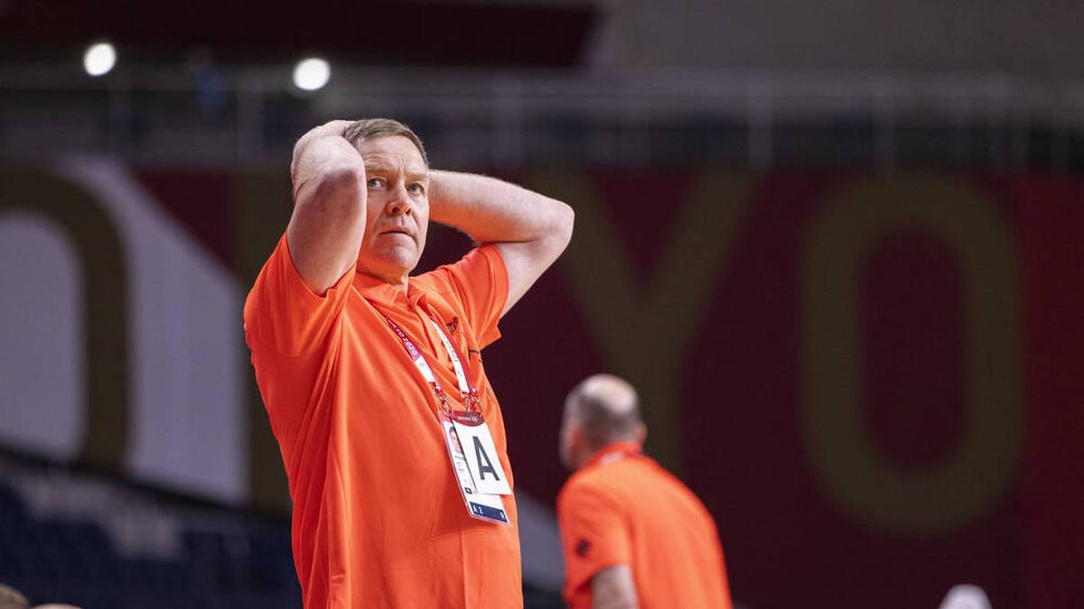 Bei den Olympischen Spielen verpasste Bundestrainer Alfred Gislason mit dem DHB-Team das Viertelfinale