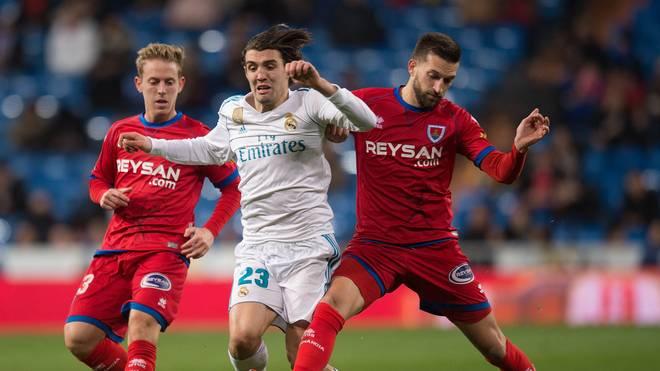 Real Madrid genügte gegen Numancia ein Remis zum Einzug ins Viertelfinale