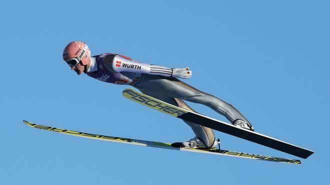 Severin Freund landete in Sapporo nur auf Platz 20