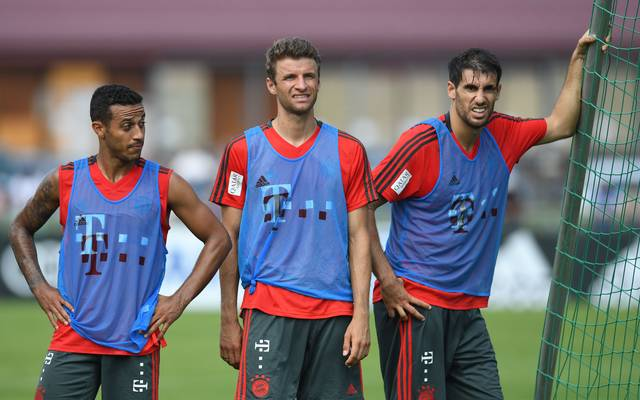 FBL-GER-BUNDESLIGA-BAYERN-MUNICH-TRAINING