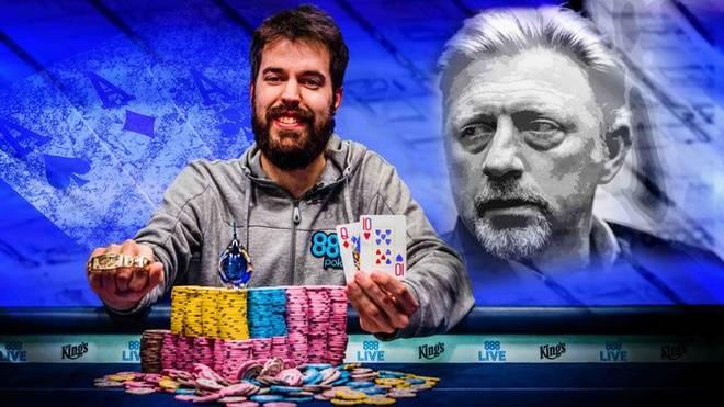Dominik Nitsche (l.) gewann Millionen bei der World Series of Poker Europe