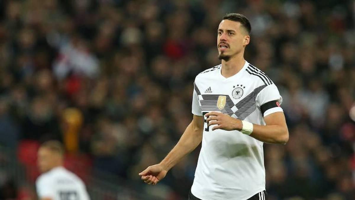 Sandro Wagner absolvierte acht Länderspiele für Deutschland