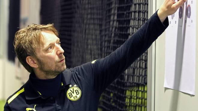 Sven Mislintat wechselte im November 2017 als Scout zum FC Arsenal