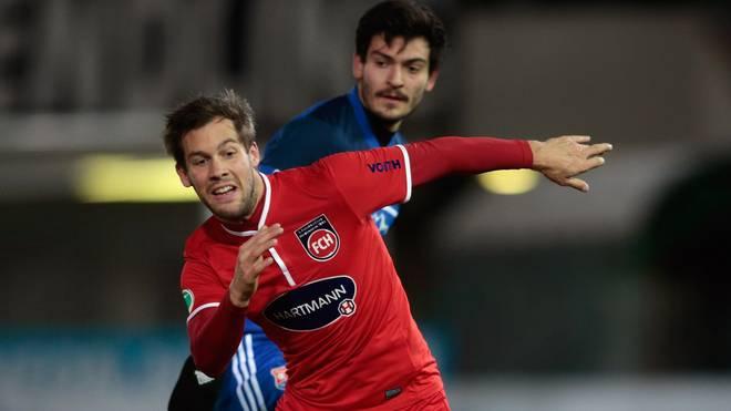 SpVgg Unterhaching v 1. FC Heidenheim - 3. Liga