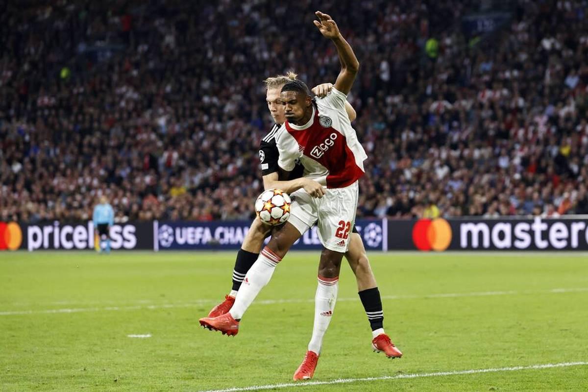 Sébastien Haller sorgt in seinem erst zweiten CL-Spiel für eine historische Bestmarke - und stellt dabei auch die Superstars Messi und Ronaldo in den Schatten.