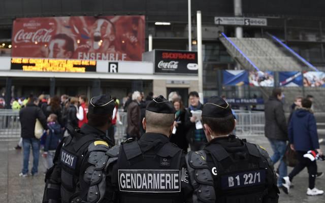 Mehr als 60.000 Polizisten sollen die EM in Frankreich sichern