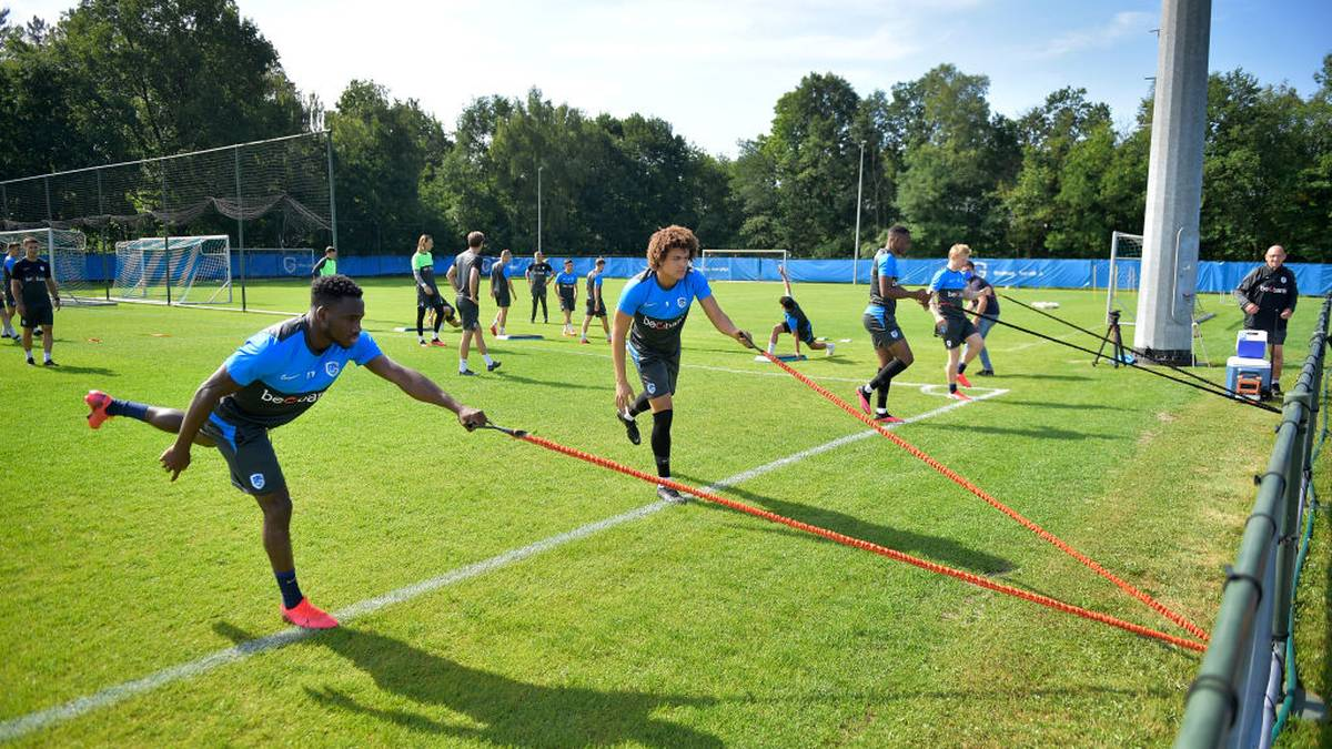 Transfer-Betrug? Razzien bei belgischen Klubs
