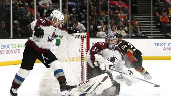 NHL: So lief die Saison der Deutschen - Philipp Grubauer