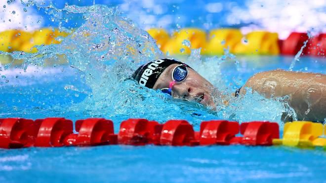 Schwimm-WM: Sarah Köhler gewinnt Silber über 1500 Meter Freistil , Sarah Köhler hat sich bei der Schwimm-WM die Silbermedaille gesichert