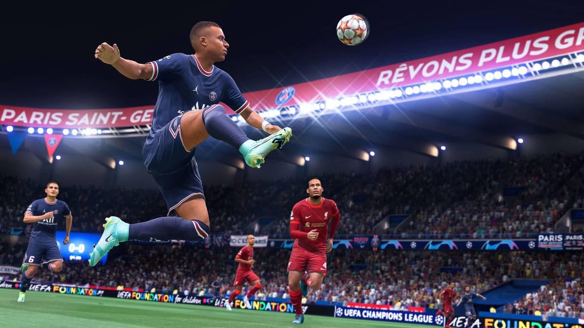 Standards zu beherrschen, bleibt in FIFA 22 so wichtig wie immer