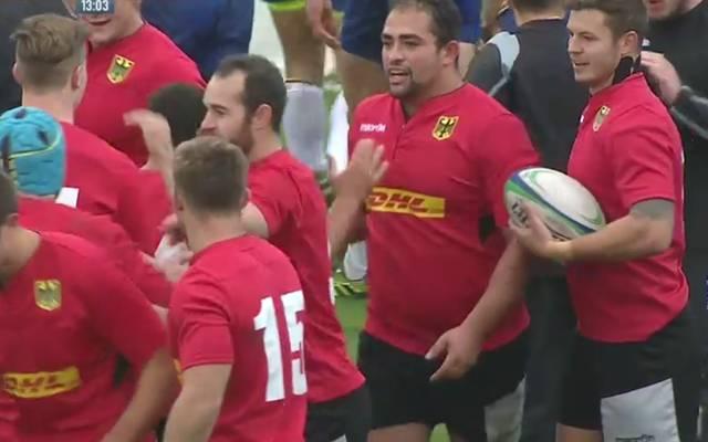 Rugby: Deutschland schlägt Brasilien