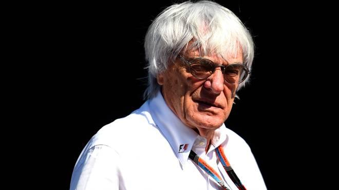 Bernie Ecclestone ist Promoter der Formel 1