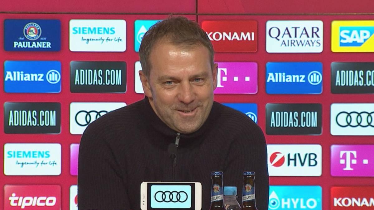 Bayerns Trainer Hansi Flick zollt dem SC Freiburg und Christian Streich Respekt und outet sich als begeisterter Fan der Breisgauer.