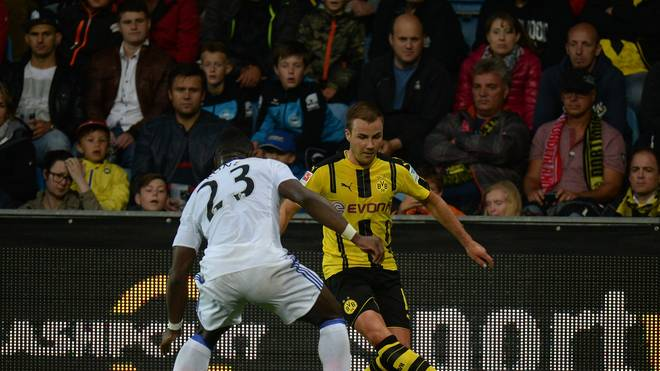 AFC Sunderland  v Borussia Dortmund  - Friendly Match