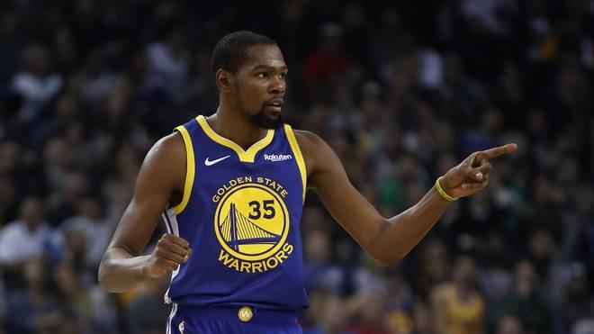 Kevin Durant schließt sich den Brooklyn Nets an