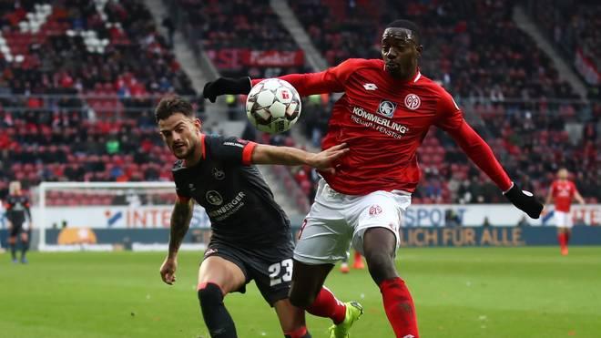 Nürnberg verliert trotz couragiert Leistung in Mainz