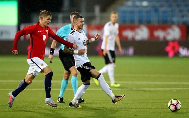 U21 Em Quali Deutschland Gegen Norwegen Live Im Ticker