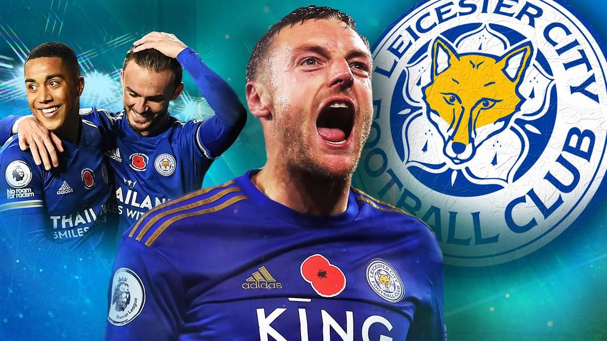 Schrecken der 'Big Six': So wurde aus Leicester ein Top-Team