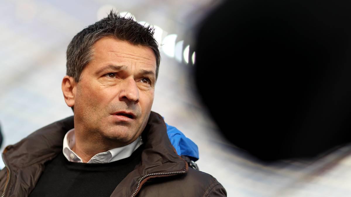 Christian Heidel ist Sportvorstand bei Schalke 04