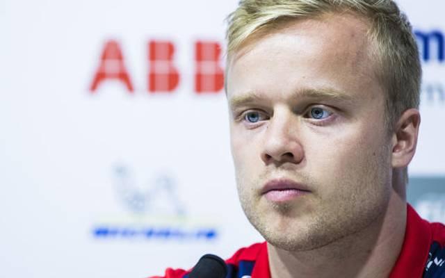 Ganassi-Neuzugang Felix Rosenqvist steht vor seiner ersten IndyCar-Saison