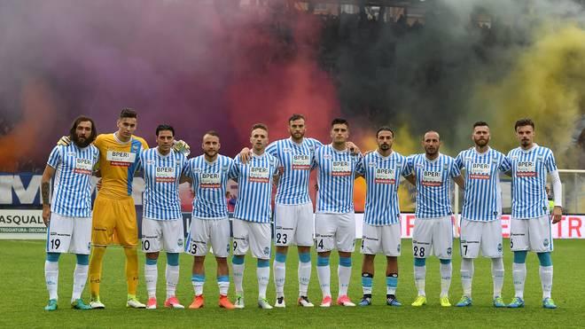 SPAL v FC Pro Vercelli - Serie B