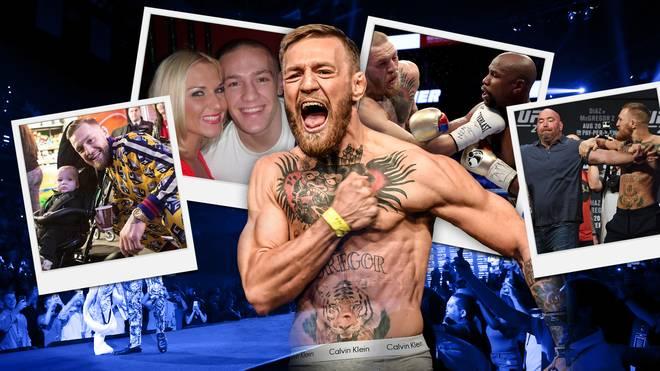 Conor McGregor kämpft um seine letzte Chance