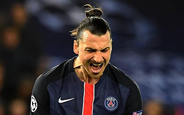 Zlatan Ibrahimovic wurde Opfer einer Rauchbomben-Attacke