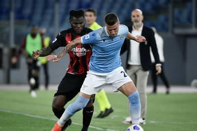 Nach den Rassismus-Vorwürfen von AC-Mailand-Profi Tiemoue Bakayoko hat der italienische Fußballverband Ermittlungen gegen Lazio Rom eingeleitet.