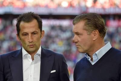 Zwischen dem FC Bayern und Borussia Dortmund fliegen mal wieder die Giftpfeile. Es geht um Marco Reus. Die Attacke von Hasan Salihamidzic erstaunt.