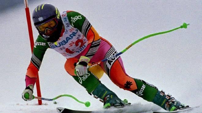 Ulrike Maier feierte ihre größten Erfolge im Riesenslalom und im Super-G