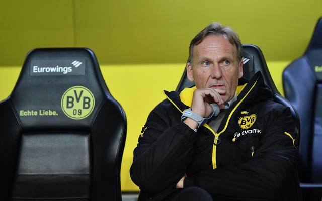 Hans-Joachim Watzke kündigt Kaderveränderungen beim BVB an