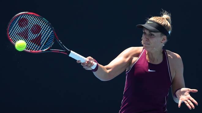 Sabine Lisicki ist in Charleston erneut in der ersten Runde ausgeschieden