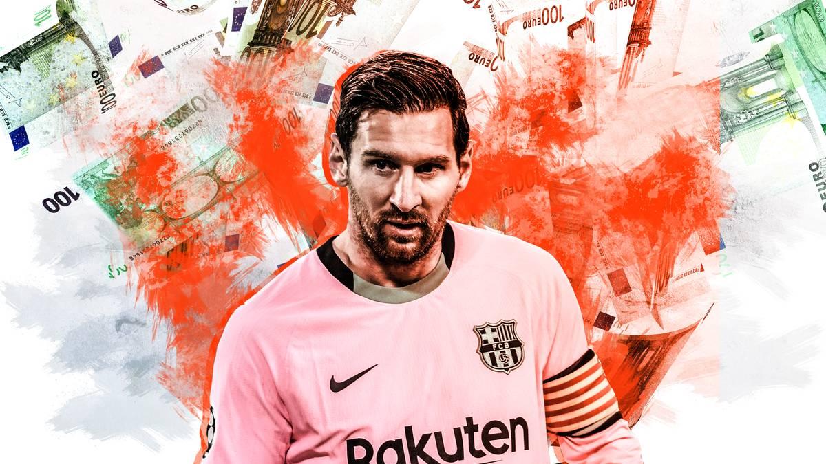 Lionel Messi bekommt beim FC Barcelona Berichten zufolge einen neuen Vertrag über fünf Jahre. Ist diese Vereinbarung mit dem Argentinien-Star nur ein Trick?