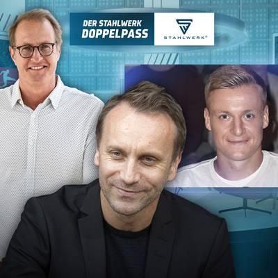 Sendung verpasst? Der STAHLWERK Doppelpass mit Sebastian Schindzielorz und Felix Kroos vom 19.09.