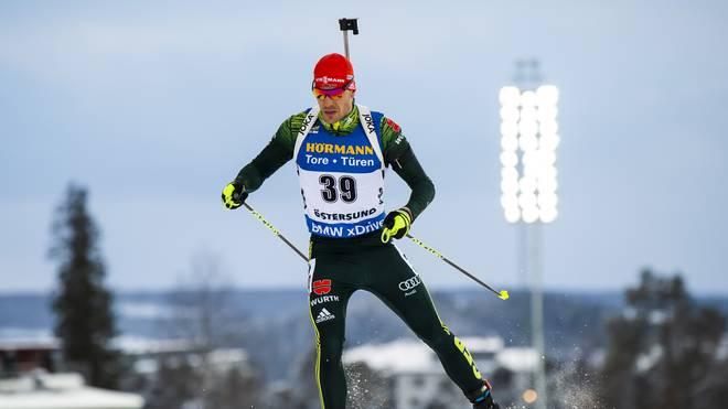 Arnd Peiffer, Biathlon WM
