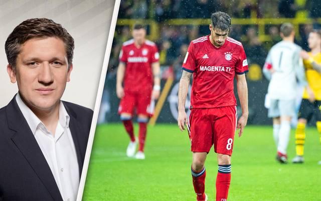 Matthias Becker kommentiert das Topspiel zwischen BVB und FC Bayern